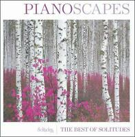 Various Artists : Pianoscapes: The Best of Solitudes CD