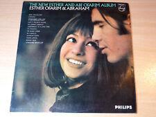 EX/EX- !! Esther Ofarim & Abraham/The New Album/1966 Philips Mono LP