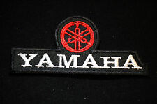 Yamaha Pink Iron Sew on Biker Patch