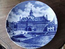 """PIASTRA da collezione Ampio Display Blu Tonalità Kaiser Emden privata nel Municipio 9.5"""""""