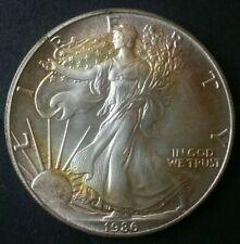 1986 $1 American Silver Eagle Dollar