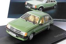 OPEL KADETT D 1.6S GREEN 1979 1984 IXO ALTAYA 1/43 LEFT HAND DRIVE LHD GRUN