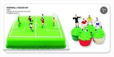 Il CALCIO TORTA DECORAZIONI 9 PIECES By PME