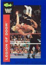 1991 Classic WWF WWE #104 Legion of Doom