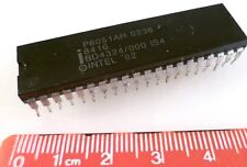 INTEL P8051AH 0236 8 BIT CONTROL ORIENTATED MICROCOMPUTER CHIP - USED OM035F