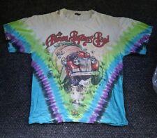 Vintage 1997 Allman Brothers Band Mushroom Express Concert T-Shirt *Rare*