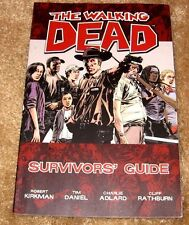 IMAGE COMICS THE WALKING DEAD SURVIVORS GUIDE HIGH GRADE TPB GRAPHIC NOVEL