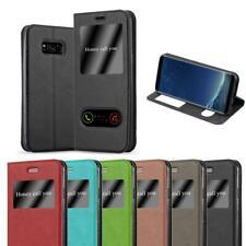 Funda Carcasa para Samsung Galaxy S8 PLUS Case Cover con Funzione VIEW