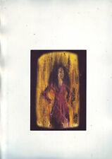 carte postale fantaisie a ecrire - neuve -- dos vierge -