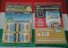 Album WM Brasile 2014 panini sigillato con 100 bustine