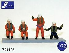 PJ Productions 1/72 Seach and Rescue Sea King Crew # 721126