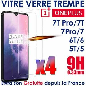 1 + oneplus 7Pro 7T Profi 6/6T 5 5T Glas Displayschutzfolie Gehärtetes Glas