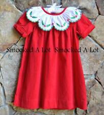 c68e47112158 Christmas Dresses (Newborn - 5T) for Girls