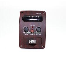 Brown B-BAND ukulele pickup U1.7T Ukulele UK pickups EQ equalizer