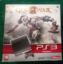 Sony console GOD OF WAR PLAYSTATION 3 PS3 250 GB BOXED NO 60GB bundle Like new