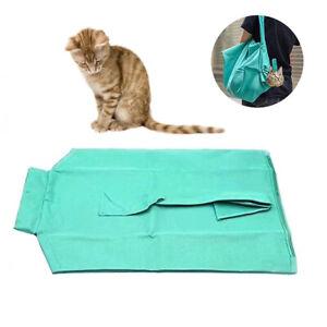 Pet Puppy Dog Mesh Cat Sling Carrier Bag Tote Shoulder Bag Travel Hands-free