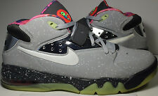 100% Authentic Nike Air Force Max 2013 PRM QS Galaxy Area 72 597799-001 SZ 13 US