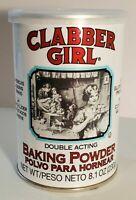 Clabber Girl Baking Powder Double Acting 8.1 Oz. Gluten Free BEST Baking Powder