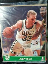 LARRY BIRD BOSTON CELTICS NBA HOOPS ACTION PHOTO 8x10