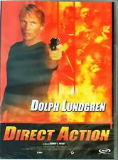 Direct Action Dolph Lundgren Dvd Sealed