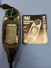 Scubapro TRAC Decompression Dive Computer w/Compass