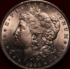 Uncirculated 1899-O New Orleans Mint   Morgan Dollar