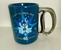 Park EXCLUSIVE 2020 Disneyland 65th Anniversary Coffee Mug Cup D Handle NWT