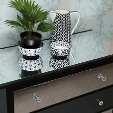 Klebefolie Spiegel Effekt Selbstklebend Möbel Tür Küche Schmink Schrank Folie 3D