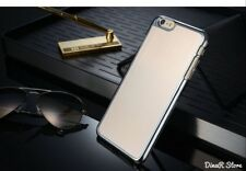 Design Metal Hülle für Apple iPhone 6 Plus Cover Tasche Case - Gold (6GO)