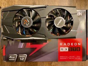 ASRock Phantom Gaming Radeon RX 570 4G