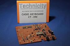 CASIO KEYBOARD - CT -390 - MOTHERBOARD / MAINBOARD  - PLACA PRINCIPAL  - TESTED