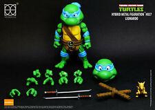 Teenage Mutant Ninja Turtles Hybrid Metal Action Figure Leonardo 14 cm