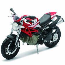 Modellino Moto Motociletta Ducati Monster 69 Scala 1:12 Die Cast NewRay