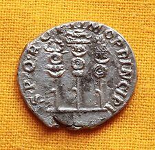 Ancient Roman Traianus Denarius