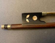 More details for antique violin bow bauer germany