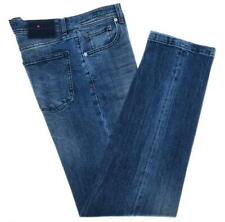 Kiton Jeans Denim Cotton Stretch Size 34 Blue 01JN0422 $995