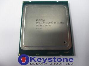 Intel Xeon E5-2680 v2 SR1A6 10 Core 2.8GHz LGA 2011 CPU Processor *km