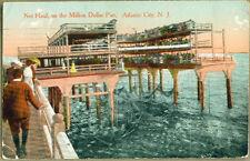 1914  ATLANTIC CITY  N.J   NET HAUL    MILLION  $  PIER
