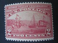 1909 - Hudson-Fulton Celebration Stamp Issue - Scott Catalog #372 MNH