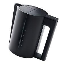 Jacob Jensen designer electric kettle black 1.2 litre