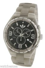 Adidas Women's Cambridge Chronograph Quartz Plastic Watch ADH2565