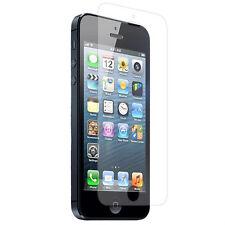 4 Piezas Protector de Pantalla para Apple Iphone 5 / 5s / Se Transparente