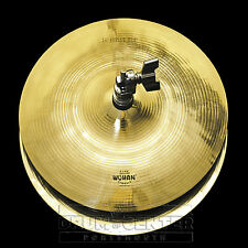 "Wuhan Hi Hat Cymbals 10"" - Video Demo"