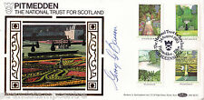 1983 Gardens - Benham BLS Off - Pitmedden H/S - Signed by GEORGE BARRON