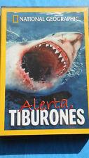 DVD ALERTA TIBURONES