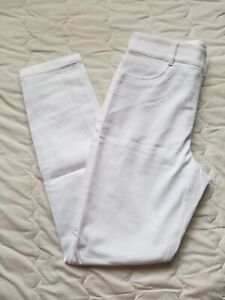 1 NWT RALPH LAUREN POLO GOLF WOMEN'S PANTS, SIZE: 4, COLOR: WHITE (J302)