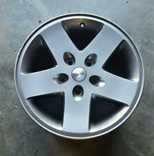 1 Jeep OE 17x7.5 wheels in great condition with 44.45 offset