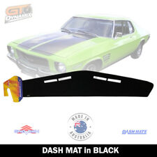DASH MAT Holden HQ Kingswood Monaro Kingswood GTS LS SS LE in Black DM68