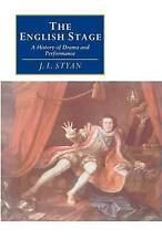 The English Stage: A History of Drama and Performance (Canto original series) b