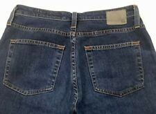 AG Adriano Goldschmied The Phoebe Vintage High Waist Tapered Leg Jean Size 28R